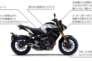 MT-09 SP ABS