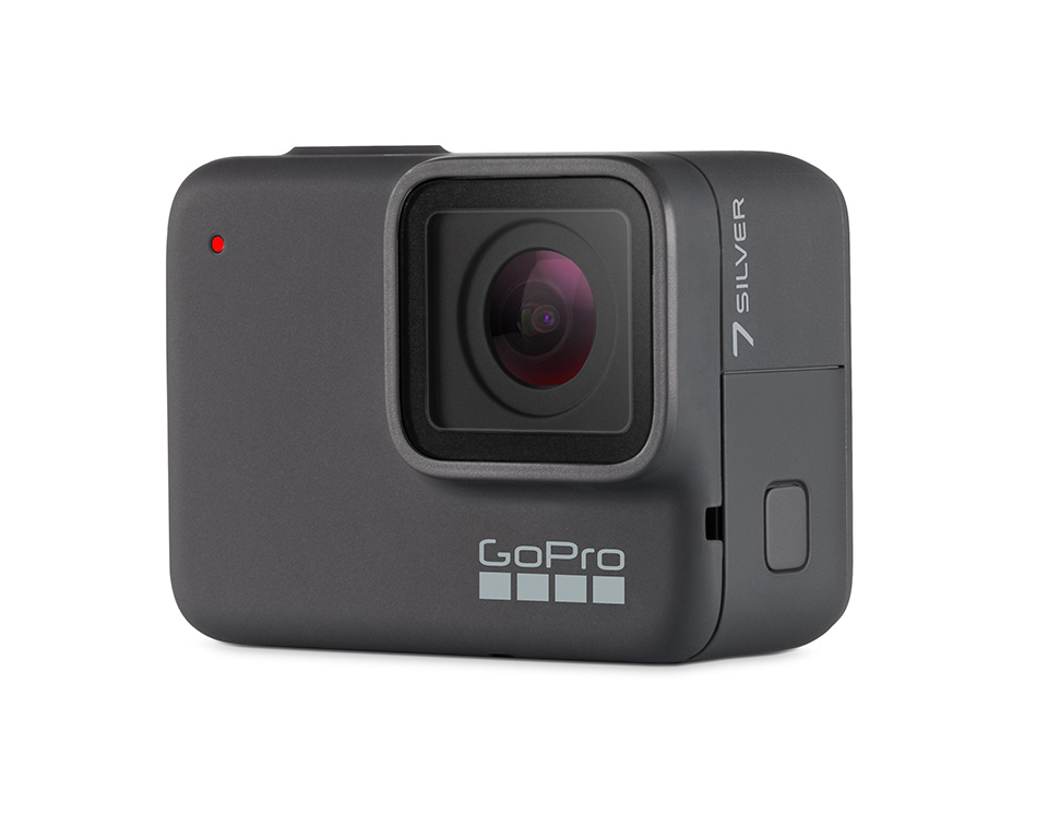 HERO7 Silver(正面)